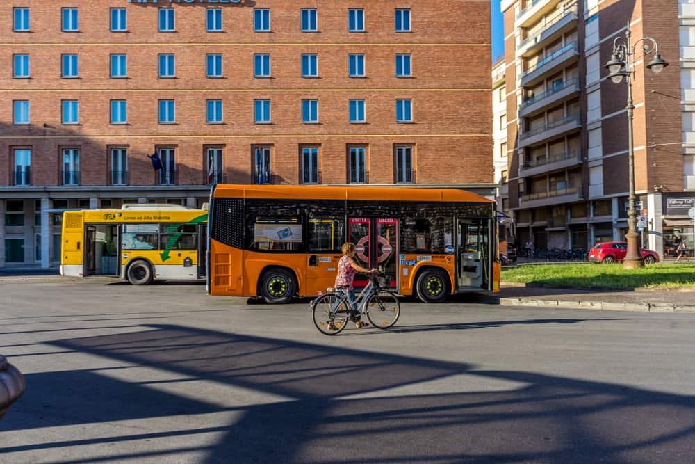 Pisa'ya Ulaşım