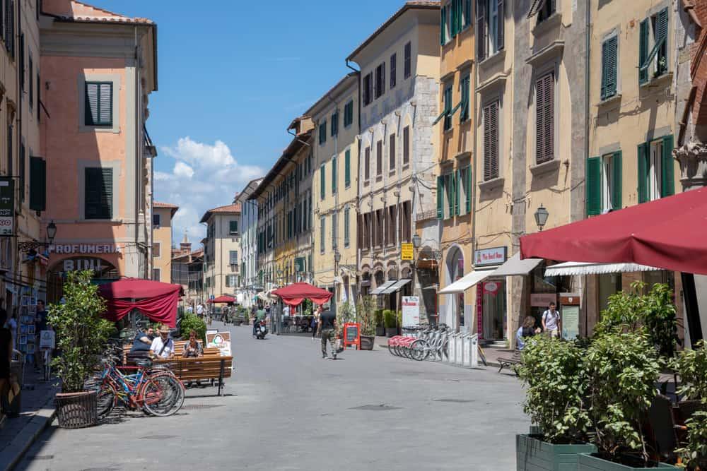 Borgo Stretto Pisa