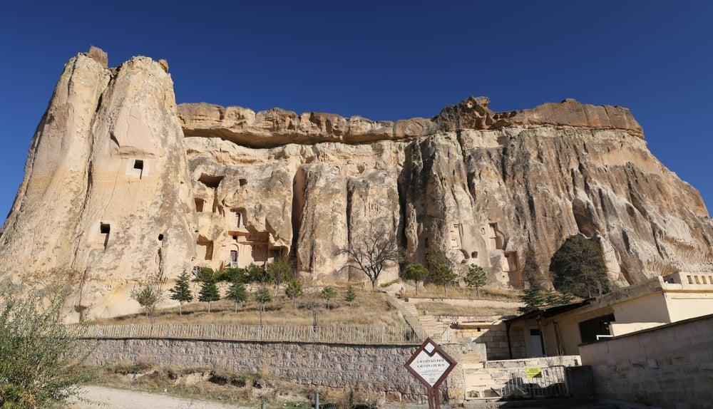 Çavuşin Kilisesi Nevşehir