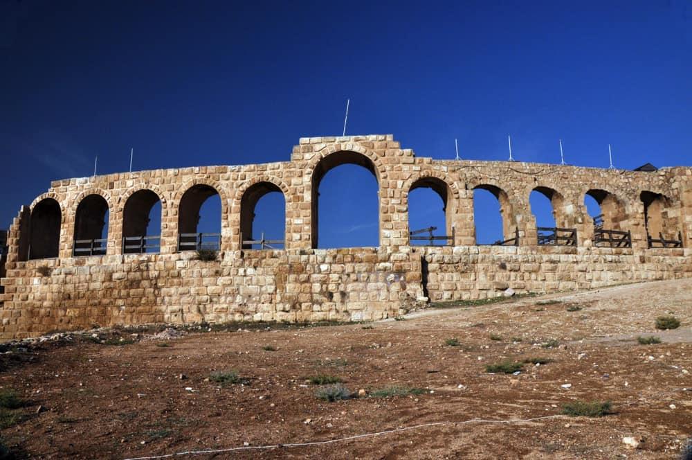 Ceraş (Jerash) Ürdün