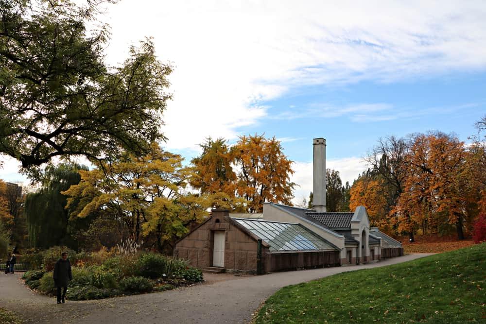 Doğal Tarih Müzesi Oslo Norveç