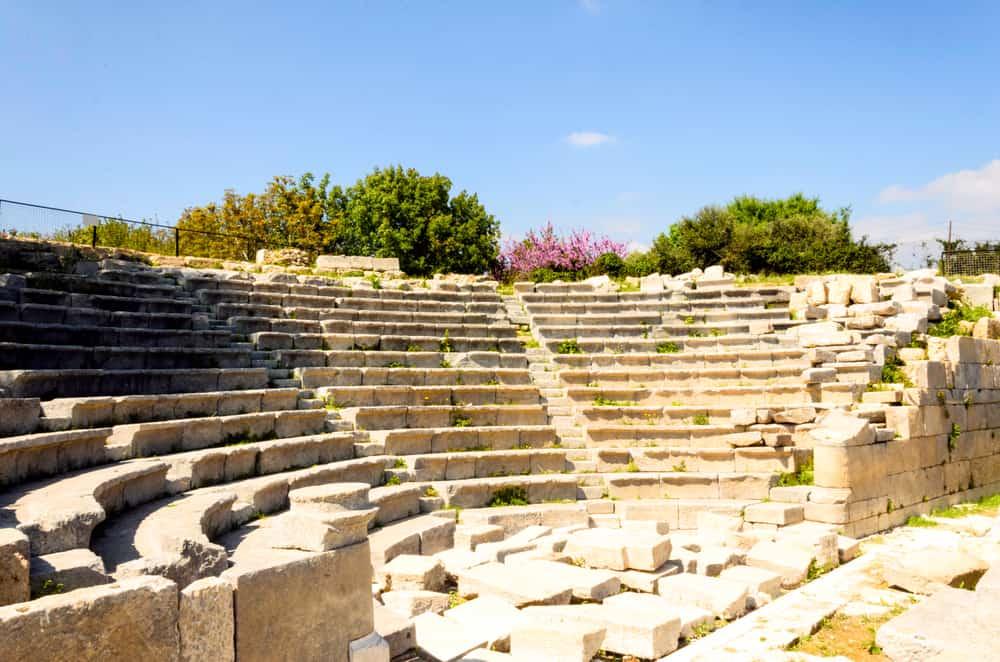 Teos Antik Kenti ve Teos Marina Sığacık İzmir