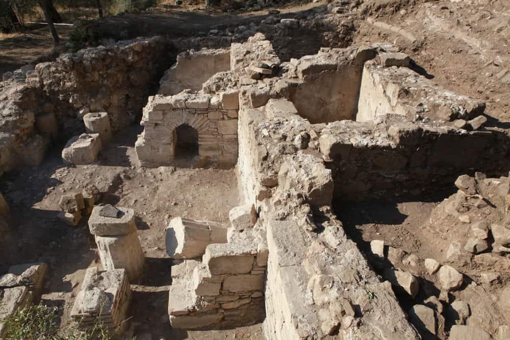 Antandros Antik Kenti Balıkesir