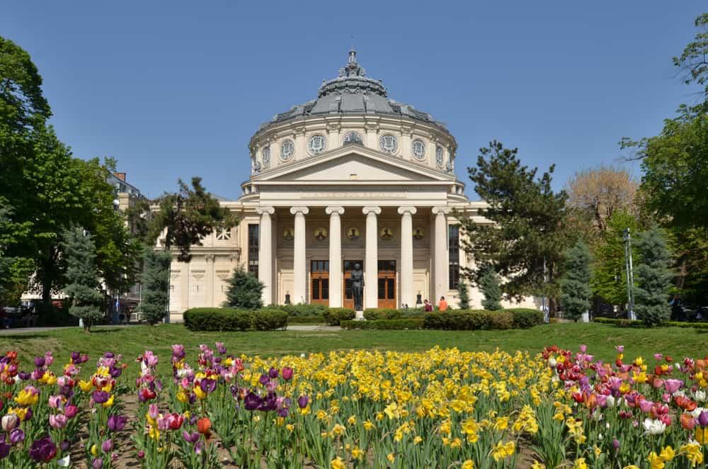 Ateneum Romanian Bükreş