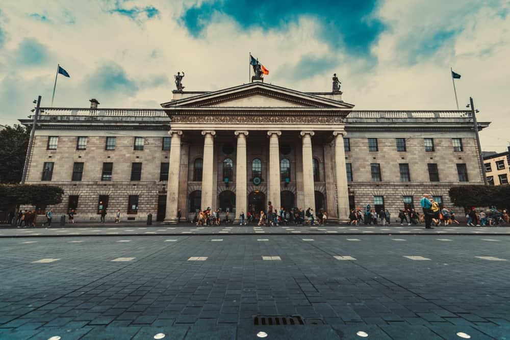 Merkez Postanesi Dublin