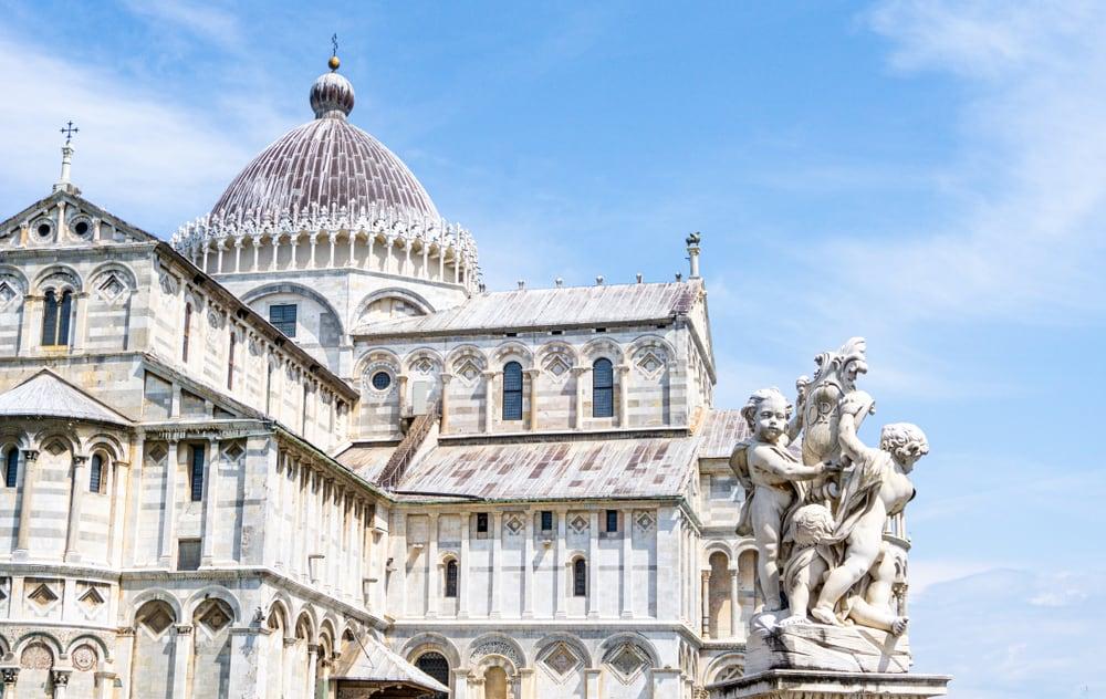 Santa Maria Assunta Katedrali, Pisa, İtalya
