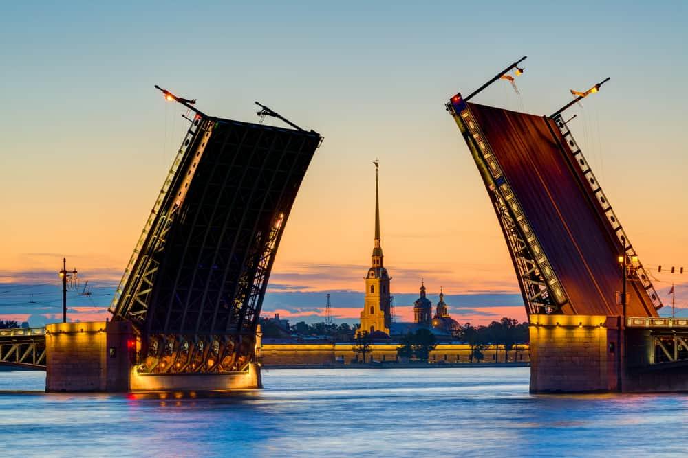 St.Petersburg'a Ulaşım