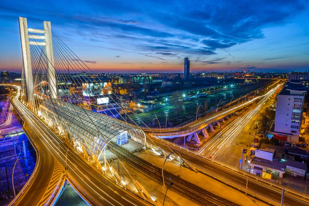 Bükreş'te Konaklama Bölgeleri ve Şehir İçi Ulaşım