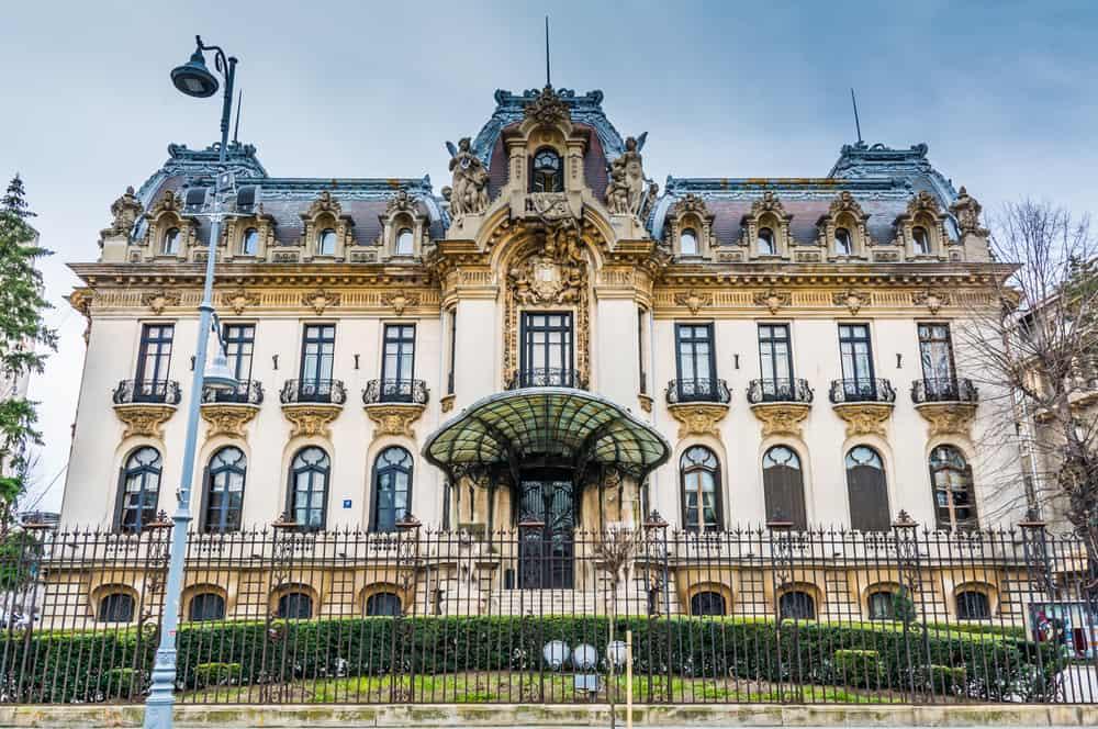 Cantacuzino Sarayı Bükreş