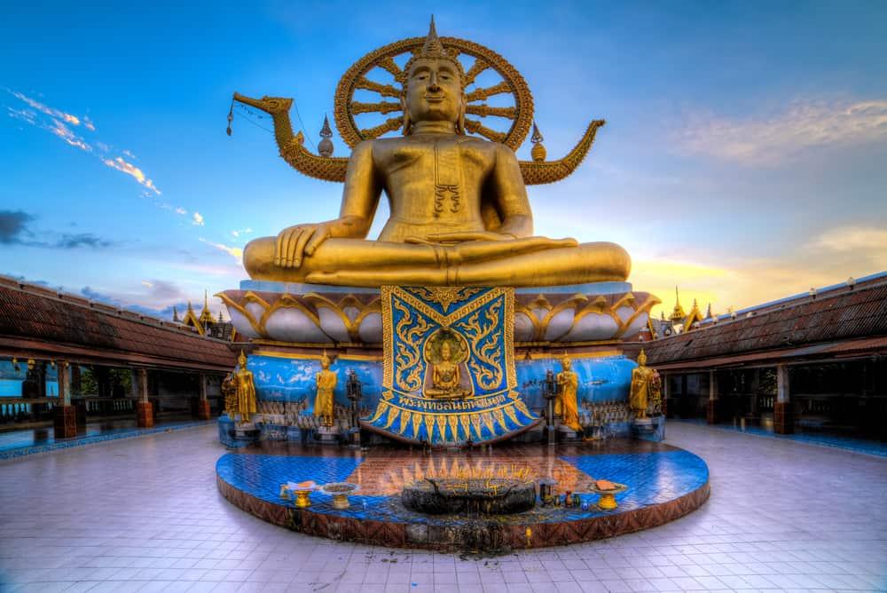 Büyük Buda Tapınağı Ko Samui