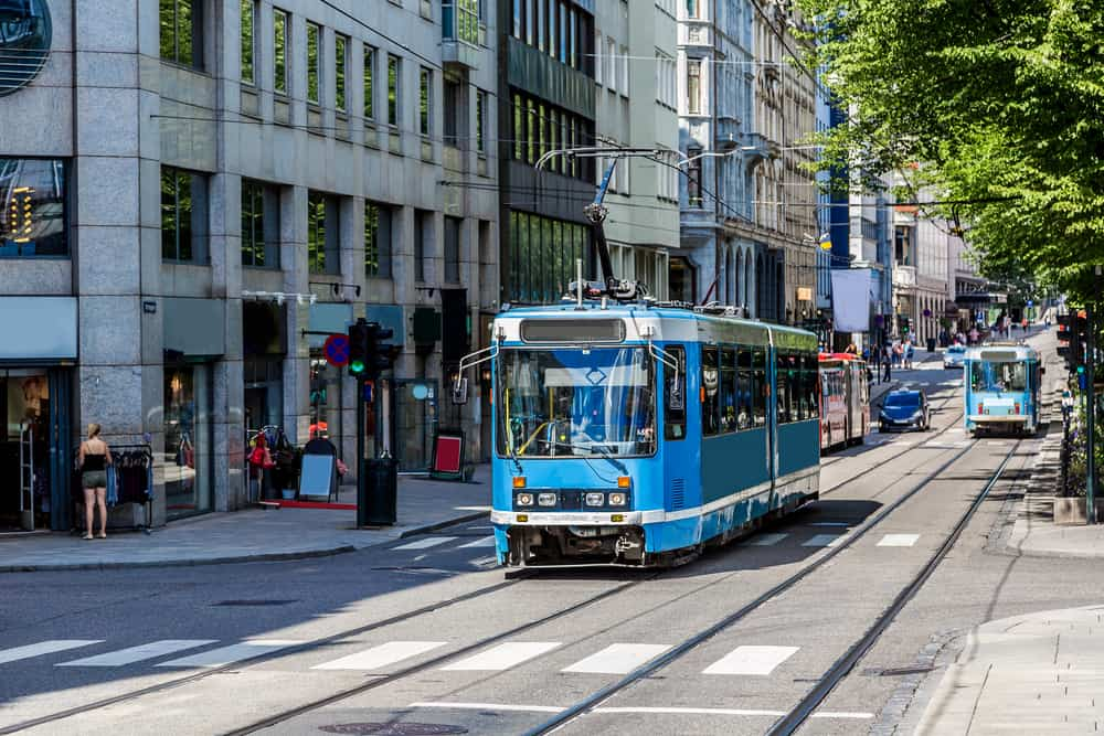 Oslo Toplu Taşıma