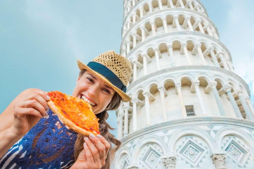 Pisa Pizza İtalya