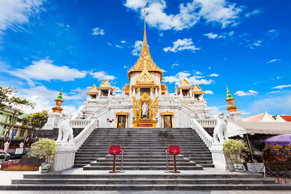 Altın Buda Heykeli (Wat Traimit) Bankgkok