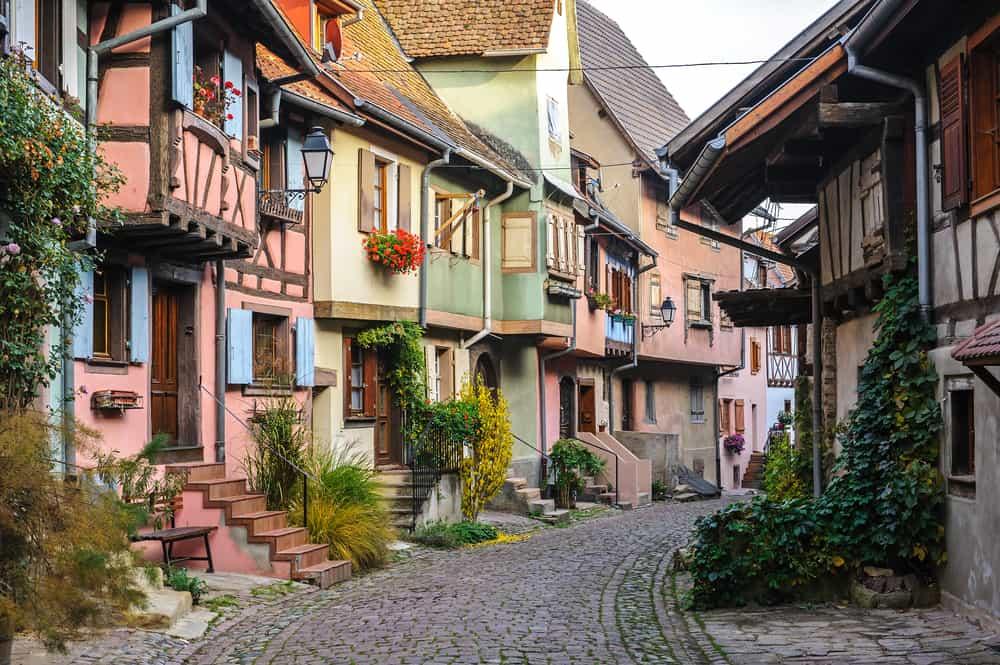 Eguisheim, Fransa