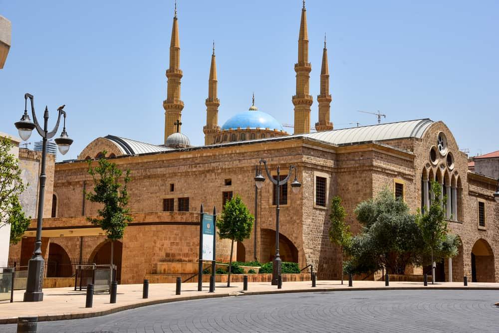 Muhammed el-Amin Camii Beyrut