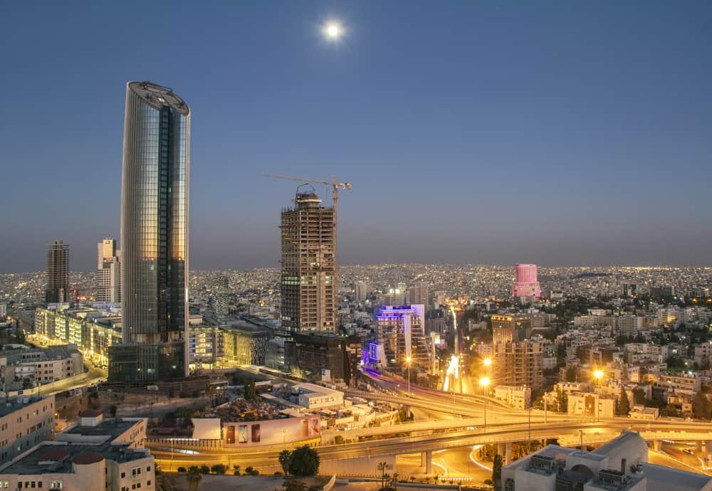 Amman Ürdün