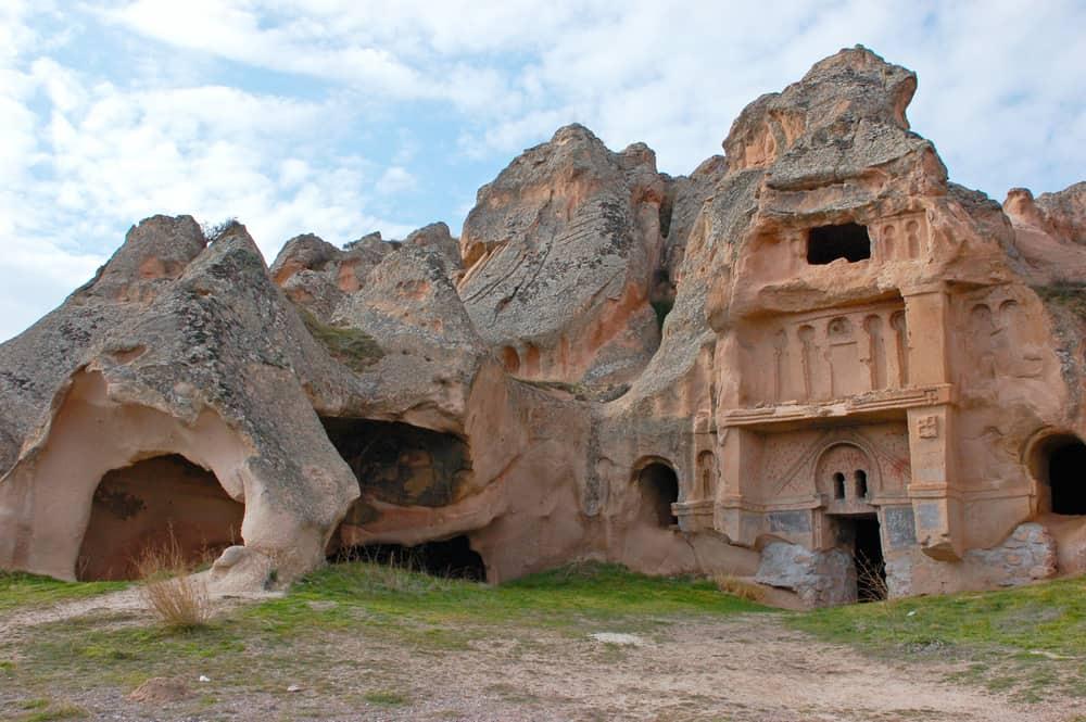 Açıksaray Harabeleri Nevşehir
