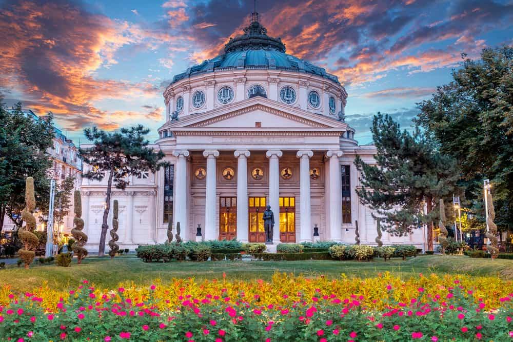 Bükreş, Romanya