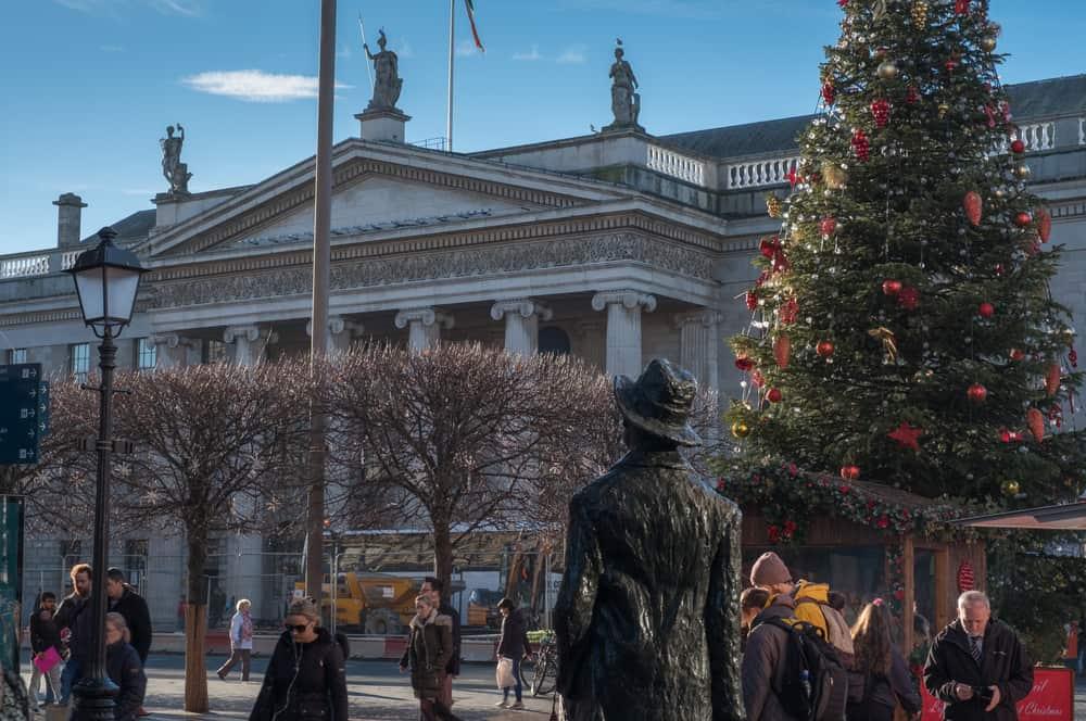 James Joyce Merkezi Dublin