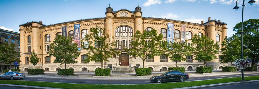 Tarihi Müze Oslo Norveç