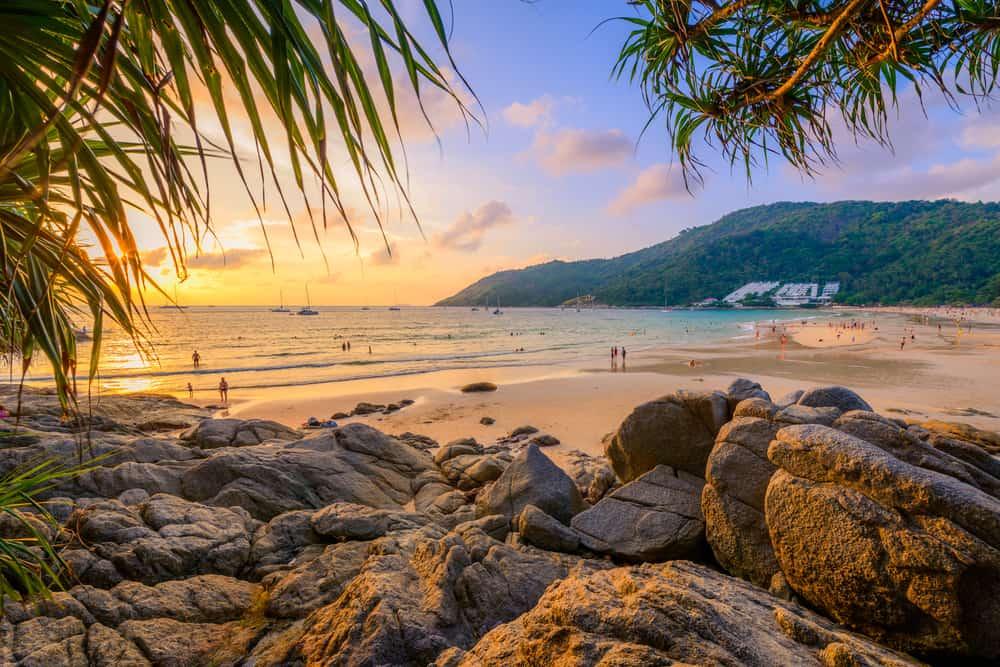 Nai Harn Phuket Tayland