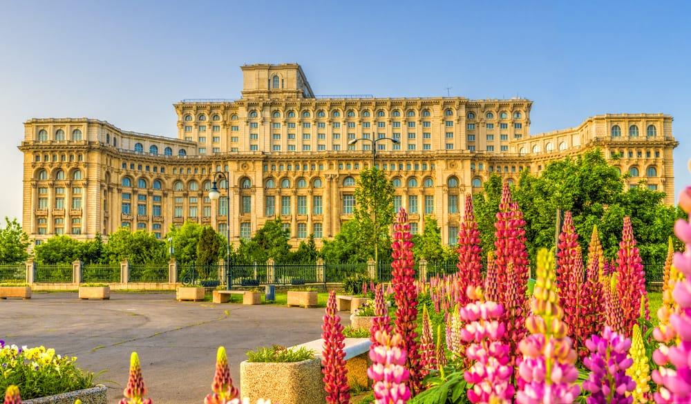 Bükreş Parlamento Binası