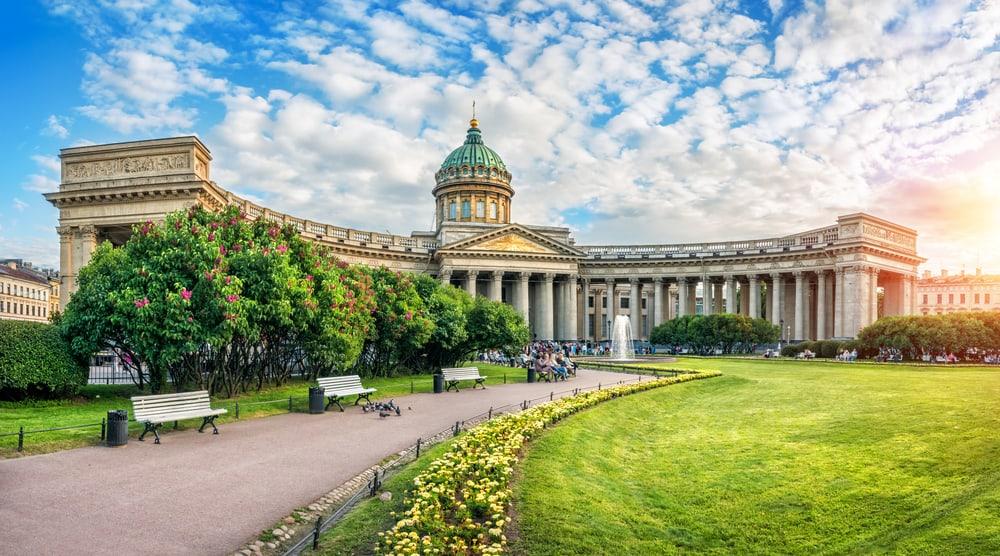 Kazan Meryem Ana İkonası St. Petersburg