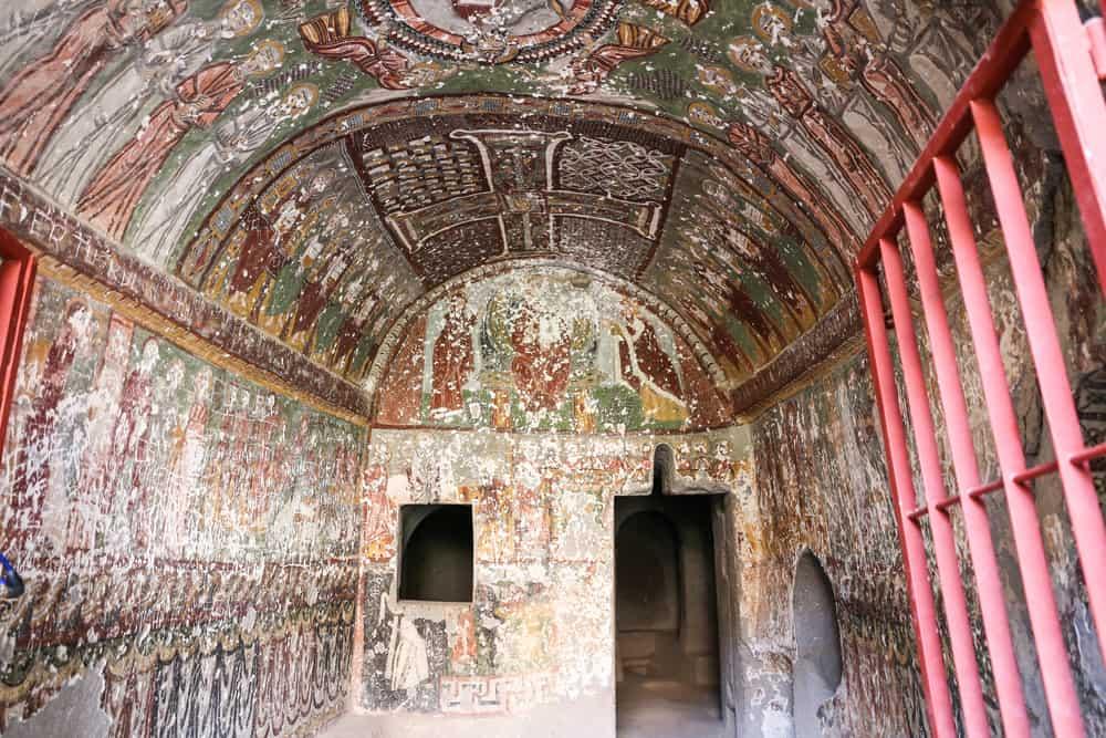 Pürenli Seki Kilisesi Aksaray
