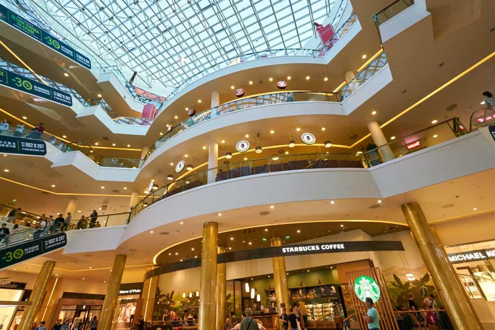 Alışveriş Merkezleri St. Petersburg