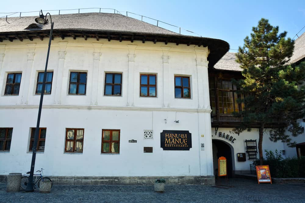 Manuc Hanu Bükreş