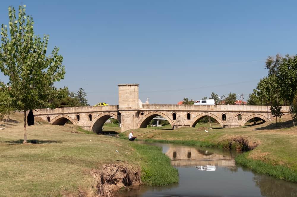 Babaeski Köprüsü Kırklareli