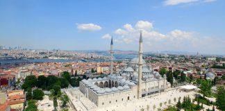 Fatih Camii İstanbul