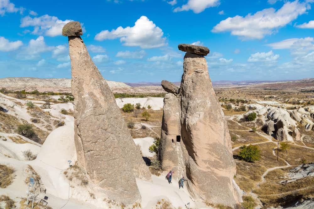 Üç Güzeller Nevşehir Kapadokya