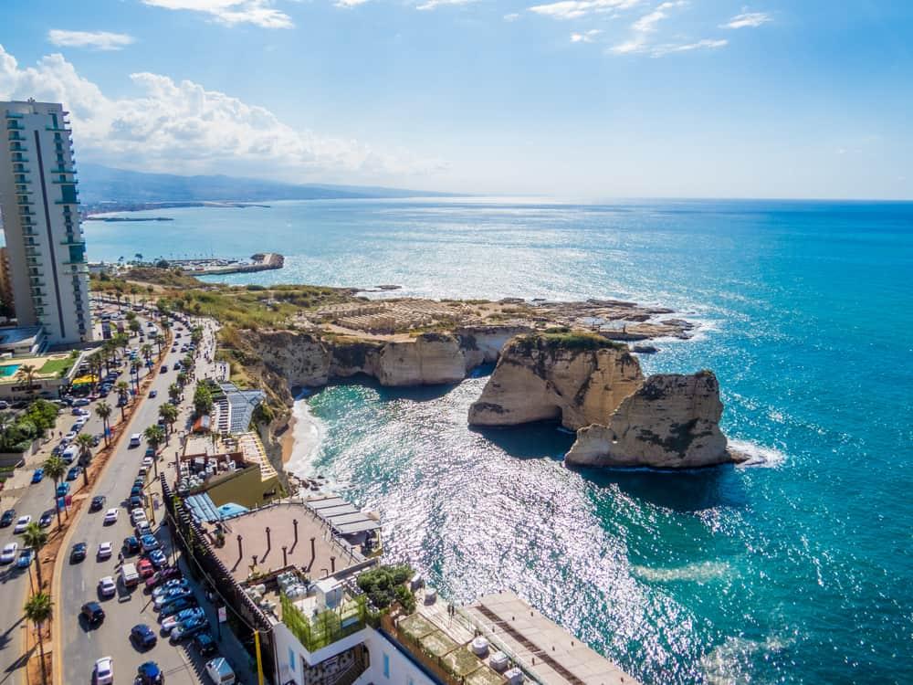 Raouche, Beyrut