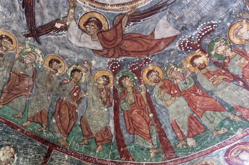 Aziz George Kilisesi Nevşehir Kapadokya