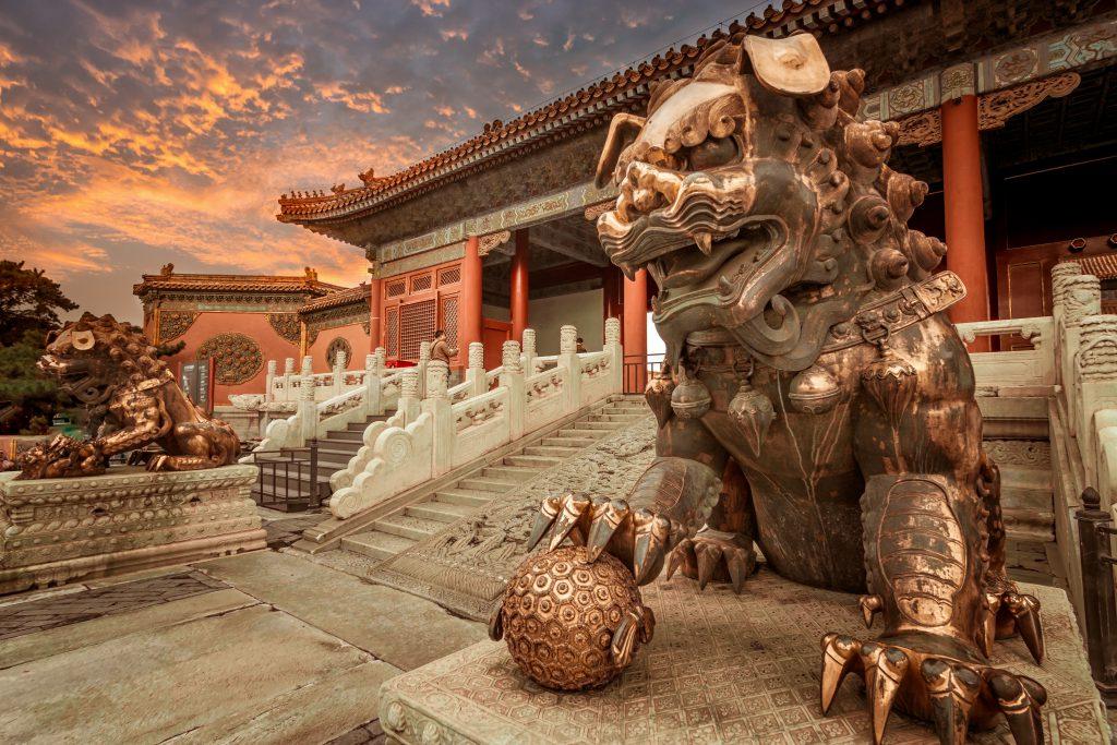 İmparatorluk Sarayı ve Yasak Şehir Pekin