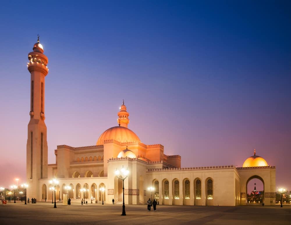 Al Fateh Camii Manama