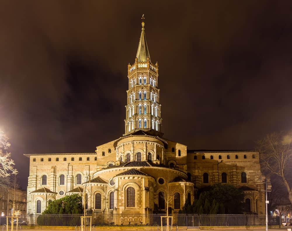 Aziz Sernin Bazilikası (Basilique Saint Sernin) Toulouse
