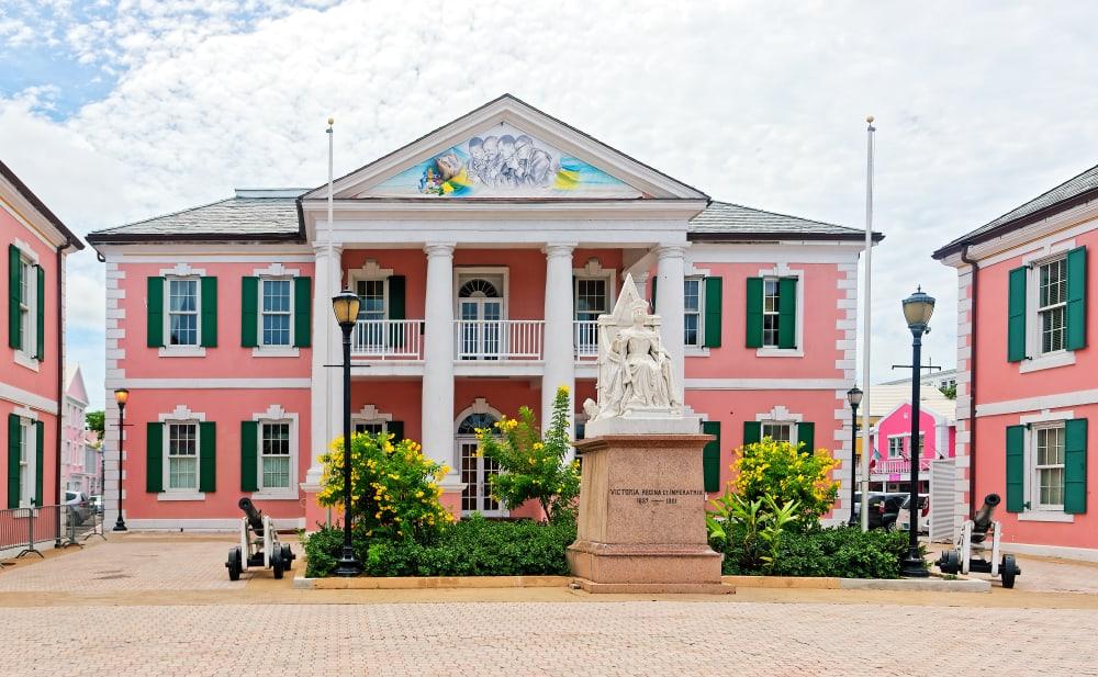 Bahamalar Hükümet Binası