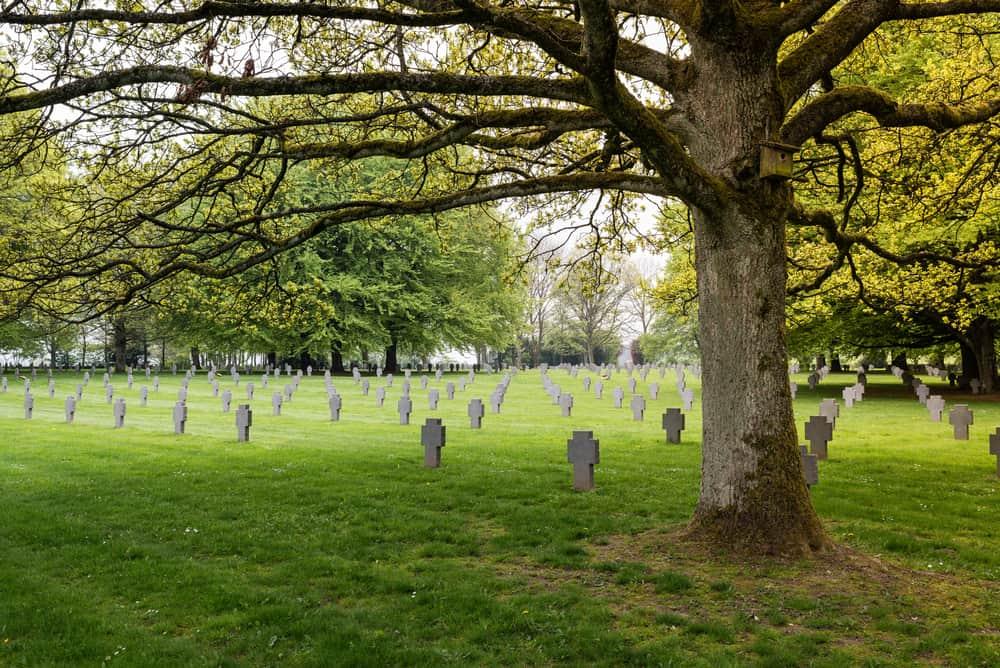 Belçika II. Dünya Savaşı Mezarlığı