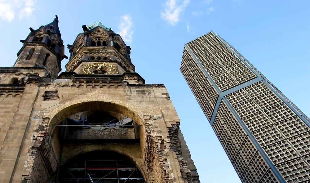 Kayzer Wilhelm Anıt Kilisesi Berlin