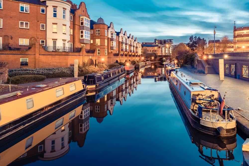 Birmingham Kanalları