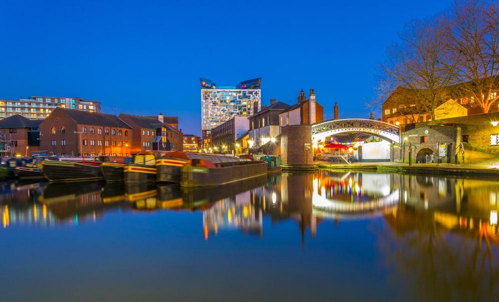 Birmingham İngiltere