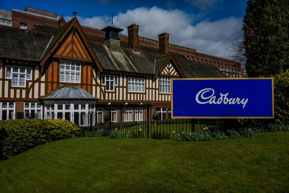 Bournville Çikolatası Birmingham İngiltere