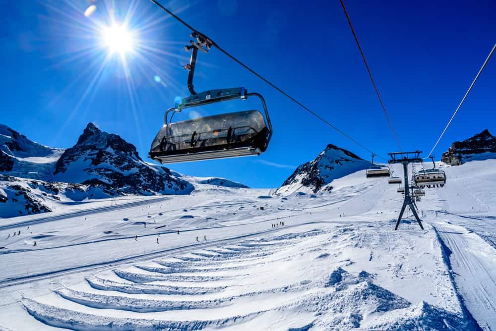 Breuil-Cirvinia Kayak Merkezi, İtalya