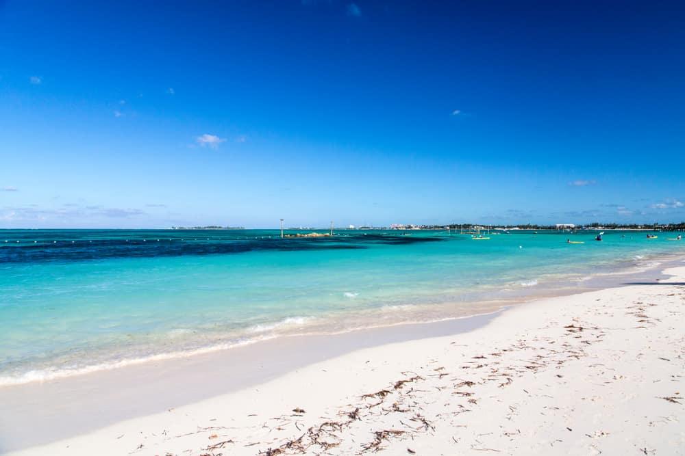 Cable Plajı Nassau Bahamalar