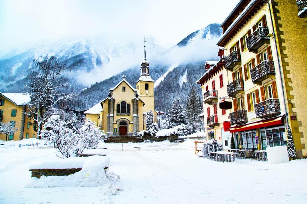 Chamoix Kayak Merkezi Fransa