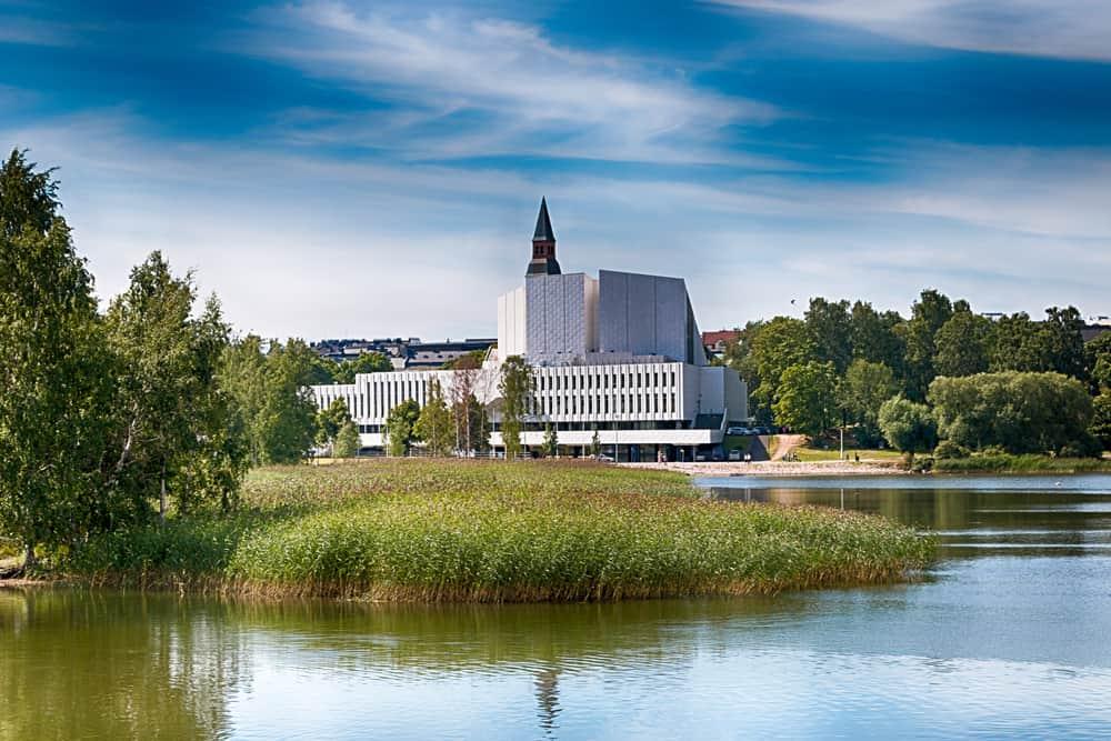Finlandiya Salonu Helsinki
