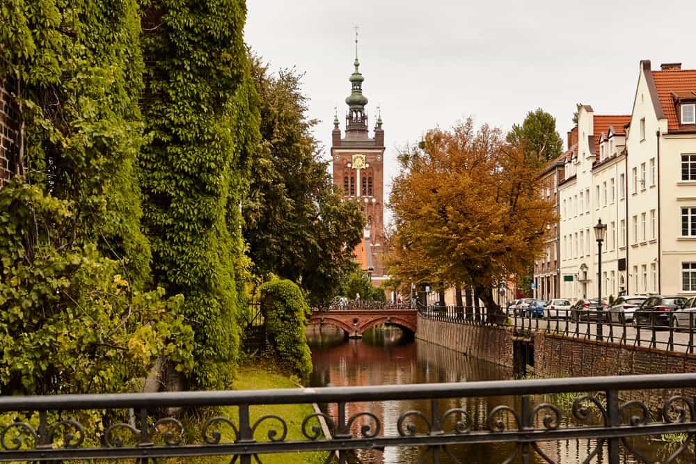 Gdansk Kanal, Polonya