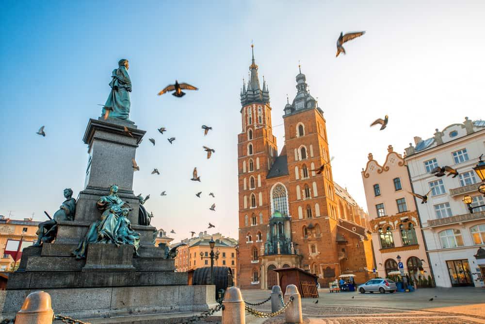 Gdansk Aziz Mary Kilisesi